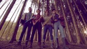 Raglans - Digging Holes | Musik | Was is hier eigentlich los? | wihel.de