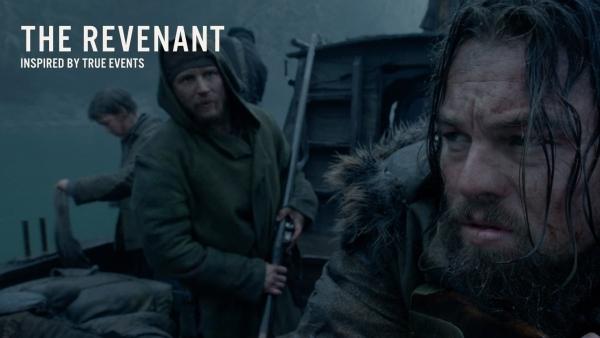 Trailer: The Revenant | Kino/TV | Was is hier eigentlich los?