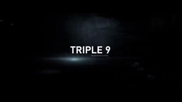 Trailer: Triple 9