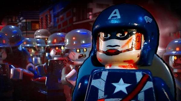 Captain America vs. Nazi Zombies | Kino/TV | Was is hier eigentlich los? | wihel.de