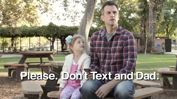 Don't text and Dad | Lustiges | Was is hier eigentlich los? | wihel.de