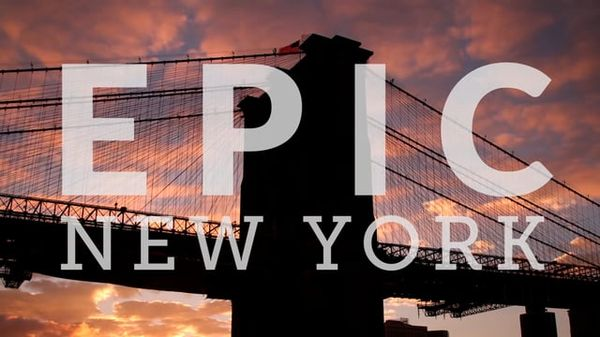 Epic New york | Travel | Was is hier eigentlich los?