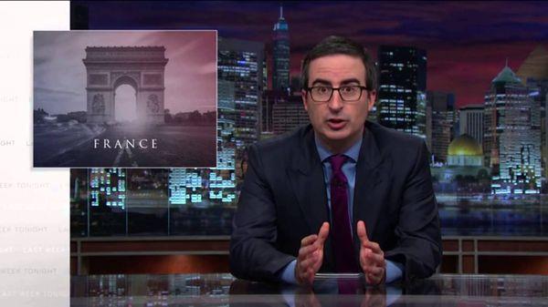 John Oliver zu den Attentaten in Paris | Kino/TV | Was is hier eigentlich los?