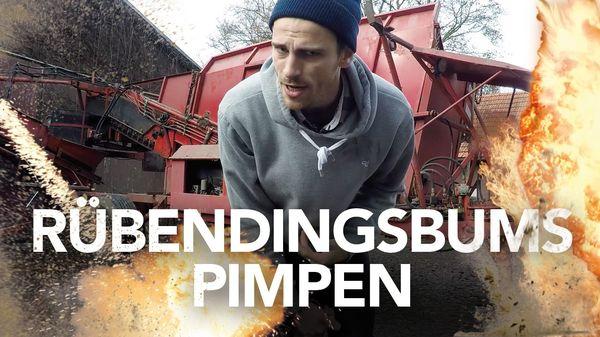 Kliemann pimpt das Rübensammelsortierdingsbums | Handwerk | Was is hier eigentlich los?