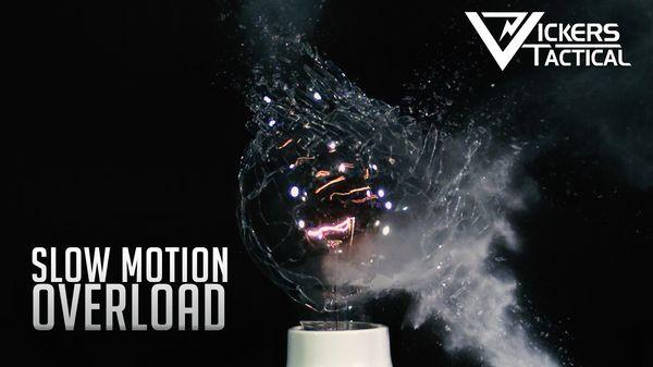 Kugeln zerstören Dinge in Slow Motion | Awesome | Was is hier eigentlich los? | wihel.de