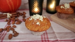 Line backt: White-Chocolate-Pumpkin-Muffins | Line backt | Was is hier eigentlich los?