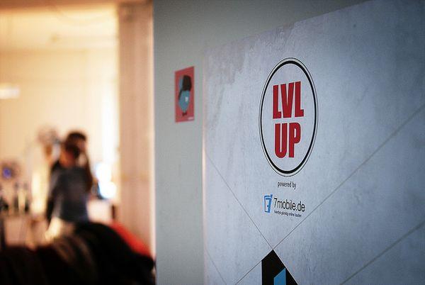 Zu Besuch bei den VR-Nerds: VR-Event LVL UP | sponsored Posts | Was is hier eigentlich los?