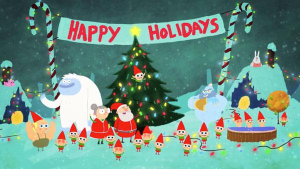 24 Days of Elves - Die weihnachtlichsten Elven der Welt