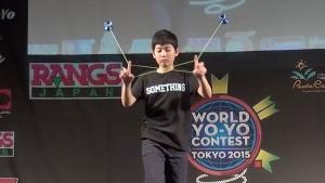 Der aktuelle Jojo-Champion Hajime Miura | Awesome | Was is hier eigentlich los? | wihel.de