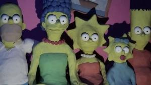Der blutigste Simpsons-Couch-Gag des Jahres von Lee Hardcastle | Awesome | Was is hier eigentlich los? | wihel.de