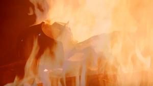 Der weihnachtlich brennende Darth Vader | Kino/TV | Was is hier eigentlich los? | wihel.de