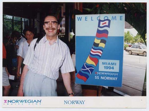 Die besten Kreuzfahrt-Fotos der 90er