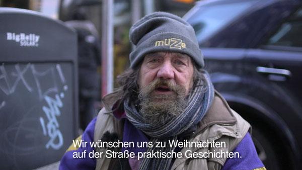 Die Weihnachtswünsche von Obdachlosen (in Hamburg) | Geschichten aus'm Alltag | Was is hier eigentlich los? | wihel.de