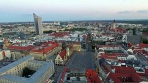 Leipzig von oben | Travel | Was is hier eigentlich los? | wihel.de
