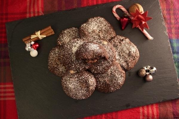 Line backt: Schokoladen-Kekse mit flüssigem Karamellkern | Line backt | Was is hier eigentlich los?