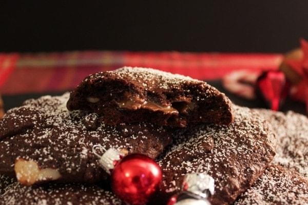 Line backt: Schokoladen-Kekse mit flüssigem Karamellkern | Line backt | Was is hier eigentlich los? | wihel.de