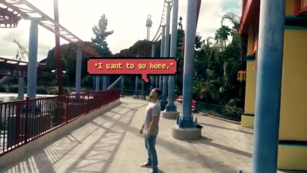 Roller Coaster Tycoon im echten Leben von Andrew McMurry