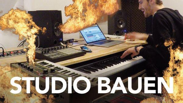 Wie man sich ein Tonstudio baut - Kliemann am Basteln | Handwerk | Was is hier eigentlich los? | wihel.de