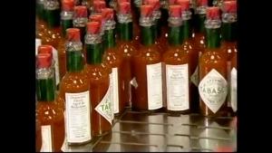 Wie Tabasco-Sauce hergestellt wird | Handwerk | Was is hier eigentlich los? | wihel.de