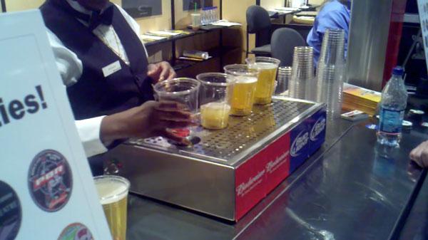 bier-von-unten-gezapft