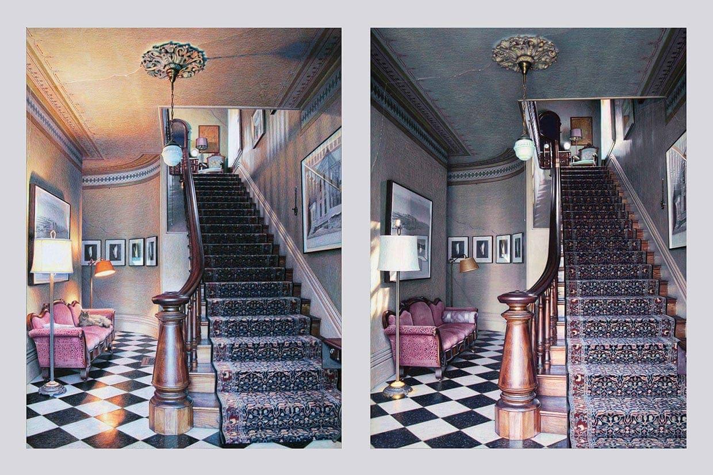 Fantastisch-detaillierte Buntstiftzeichnungen von von Eric Green | Design/Kunst | Was is hier eigentlich los? | wihel.de