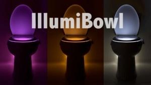 IllumiBowl - Schöner wird euer Klo nicht mehr | Gadgets | Was is hier eigentlich los? | wihel.de