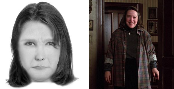 Annie Wilkes - Misery - written by Stephen King | © Brian Joseph Davis