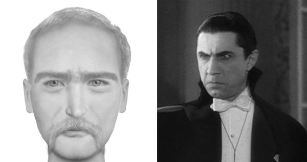 Count Dracula - Dracula - written by Bram Stoker | © Brian Joseph Davis