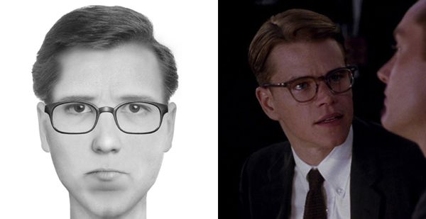 Tom Ripley - The Talented Mr. Ripley - written by Patricia Highsmith | © Brian Joseph Davis