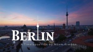 Timelapse: Berlin 2015 | Travel | Was is hier eigentlich los? | wihel.de