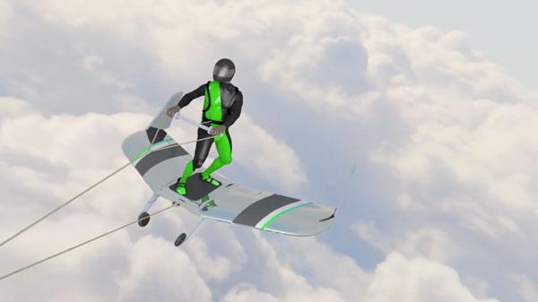 Trendsport 2016: Wingboarding | Gadgets | Was is hier eigentlich los?