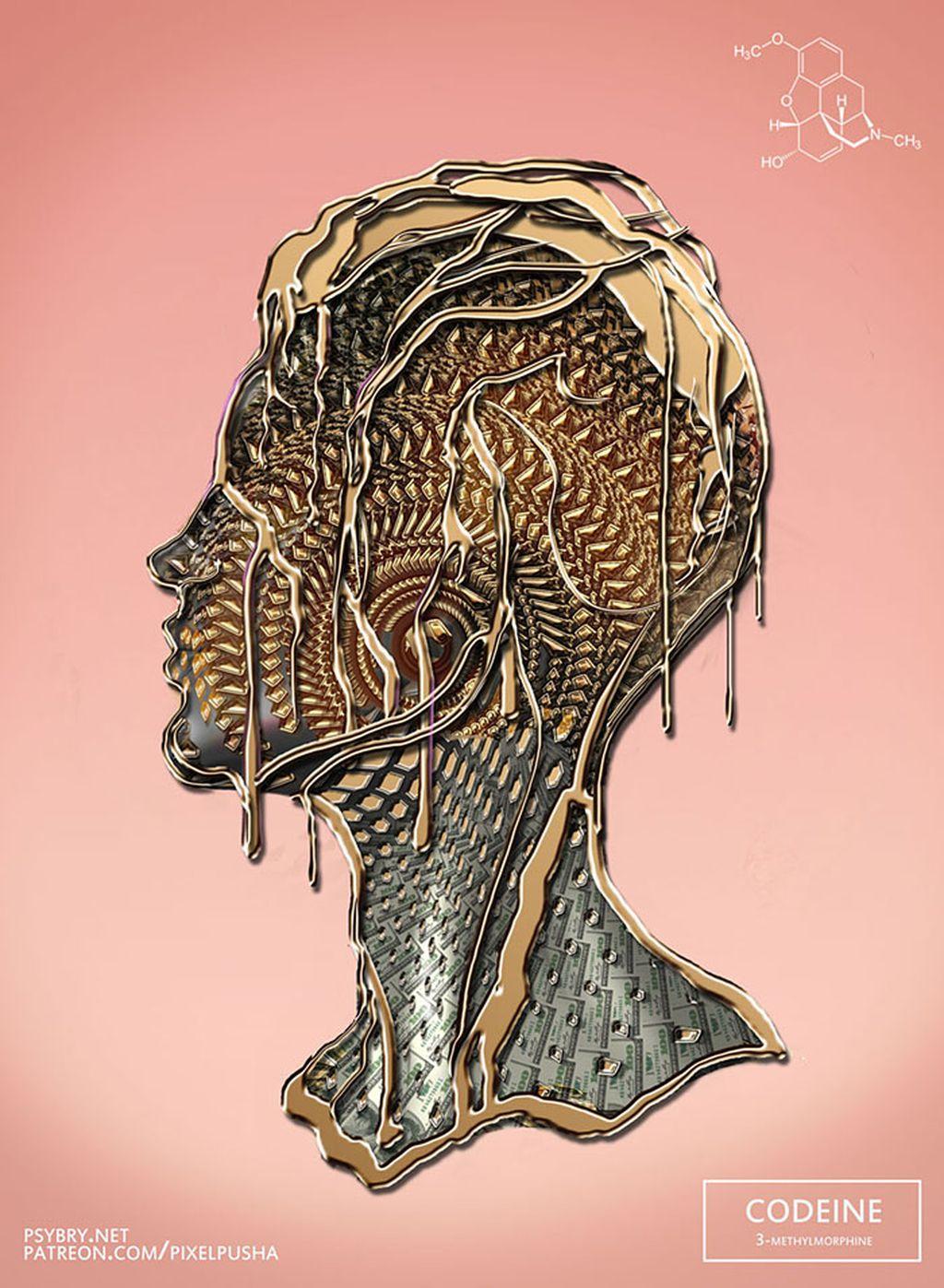 20 Bilder unter Drogeneinfluss kreiert - Brian Pollett | Design/Kunst | Was is hier eigentlich los?