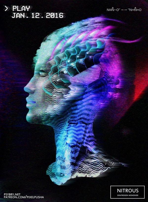 20 Bilder unter Drogeneinfluss kreiert - Brian Pollett | Design/Kunst | Was is hier eigentlich los? | wihel.de