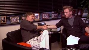 Conan O'Brien besucht seinen Zensor | Awesome | Was is hier eigentlich los? | wihel.de