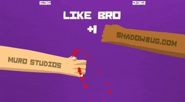 Der Bro-Fist-Simulator für alle Bros ohne Hoes ... oder so | Nerd-Kram | Was is hier eigentlich los?