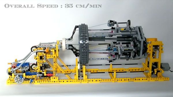 Die LEGO-Flecht-Maschine | Gadgets | Was is hier eigentlich los?