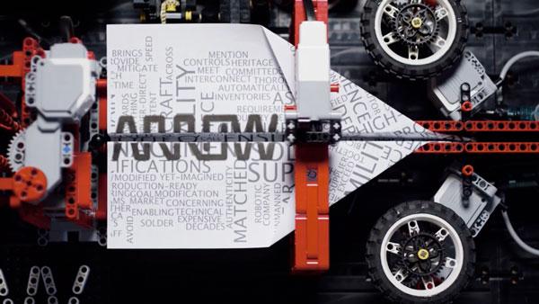 Die LEGO-Papier-Flieger-Maschine | Gadgets | Was is hier eigentlich los?