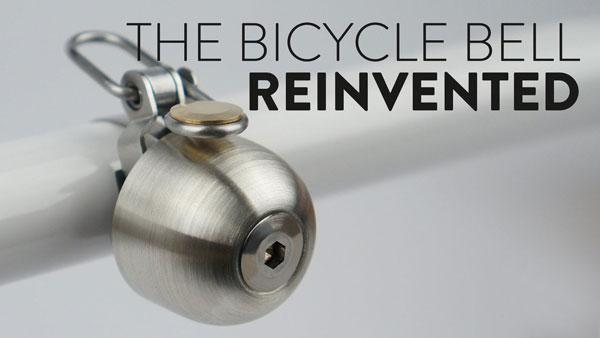 Die wohl stylischste Fahrradklingel (bisher) | Awesome | Was is hier eigentlich los?