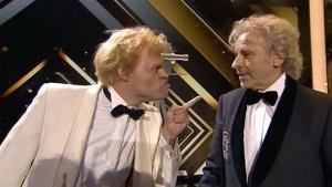Klaus Kinski bei der Goldenen Kamera 2016 | Lustiges | Was is hier eigentlich los?