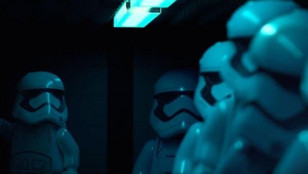 LEGO Star Wars: The Force Awakens | Lustiges | Was is hier eigentlich los?