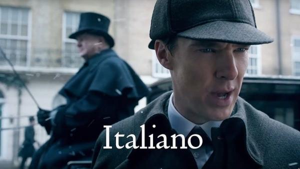 Sherlock - 7 Sprachen in einer Folge