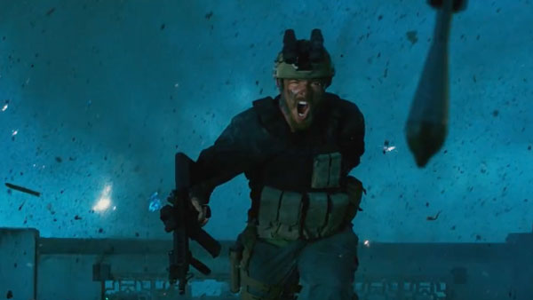 Trailer: 13 Hours - The Secret Soldiers Of Benghazi | Kino/TV | Was is hier eigentlich los?
