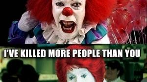 Warum McDonalds schlimmer ist als Stephen King | Lustiges | Was is hier eigentlich los? | wihel.de