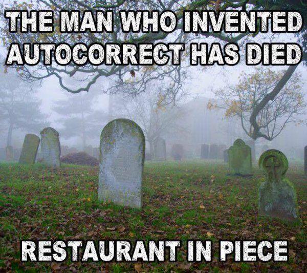 Der Erfinder der Autokorrektur ist gestorben | Lustiges | Was is hier eigentlich los?