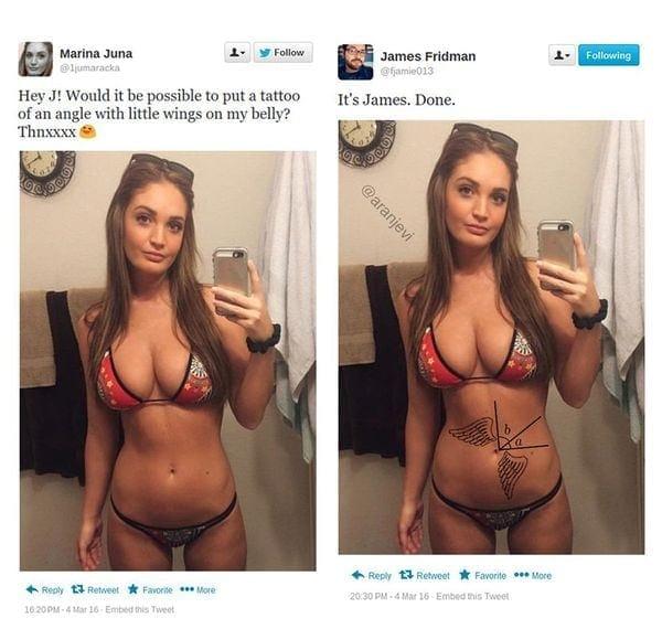 Die beste Photoshop-Hilfe im Netz: James Fridman   Lustiges   Was is hier eigentlich los?