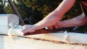 Die Geburt eines Hauses komplett aus Holz | Handwerk | Was is hier eigentlich los? | wihel.de