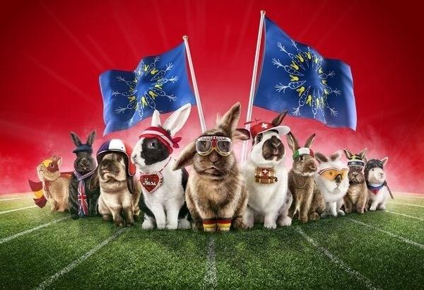 Die Osterhasen sind wieder los: Das große EURO #OsterhasenRasen | sponsored Posts | Was is hier eigentlich los?