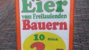 Eier von freilaufenden Bauern | Lustiges | Was is hier eigentlich los? | wihel.de