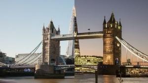 London bei Tag und Nacht - gleichzeitig | Travel | Was is hier eigentlich los? | wihel.de