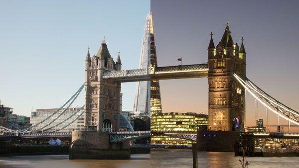 London bei Tag und Nacht - gleichzeitig | Travel | Was is hier eigentlich los?